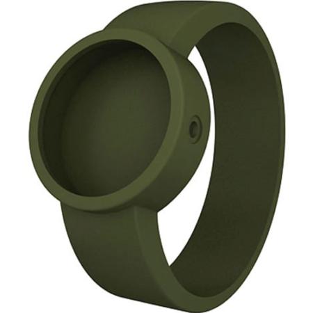 o clock bandje olive
