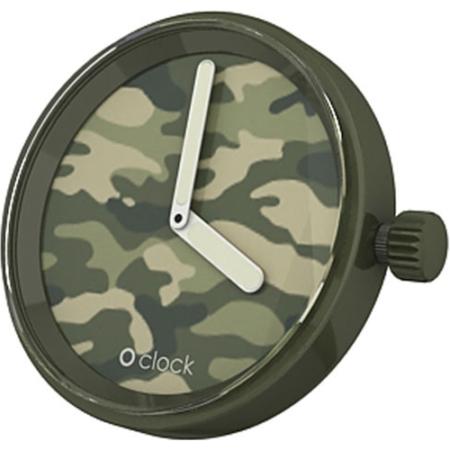 o clock camouflage