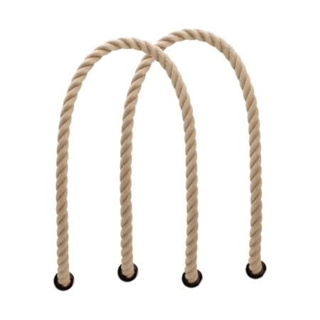 O'bag long rope handles naturel