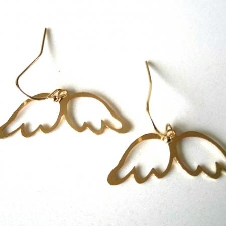 gouden engelenvleugeltjes