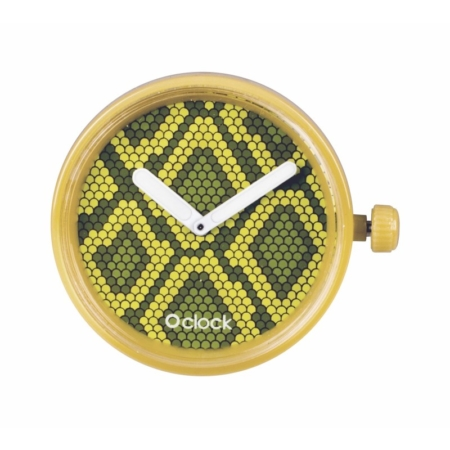 o clock snake