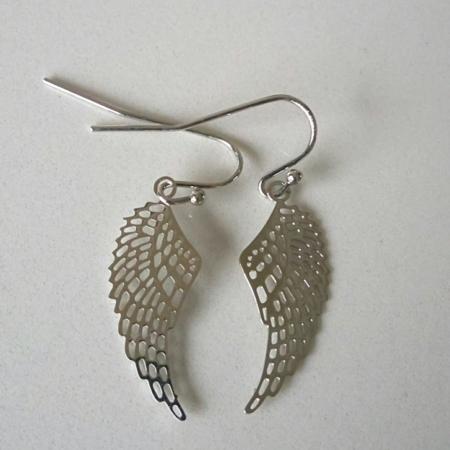 zilveren vleugeltjes