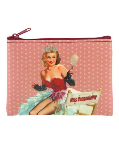 Lavishy portemonnee pin up girl Carmen - vegan leather