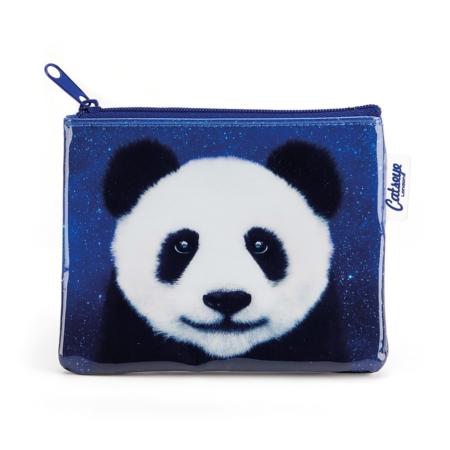 portemonneetje panda at night