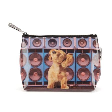 toilettas speaker dog