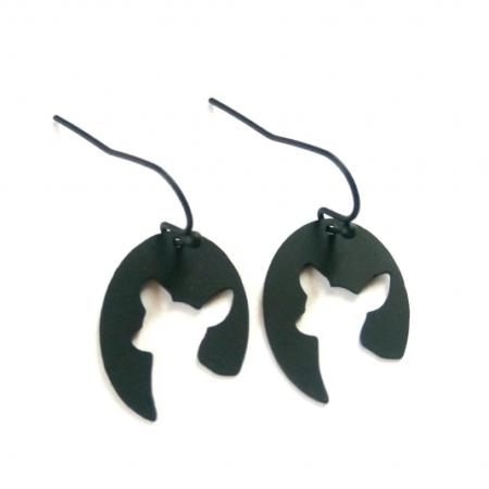 hertjes-silhouette-ovaal