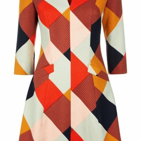 double take dress Margot Tenenbaum