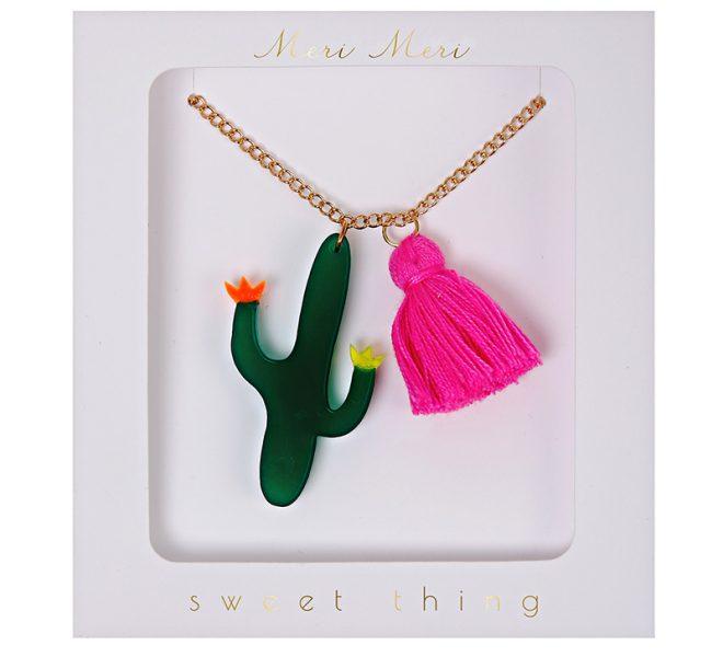 halsketting cactus