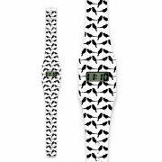 neclex papieren horloge black sparrow