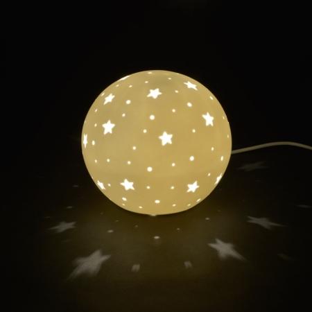 licht sterrenbol 1