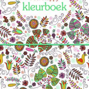 Feel Happy Kleurboek