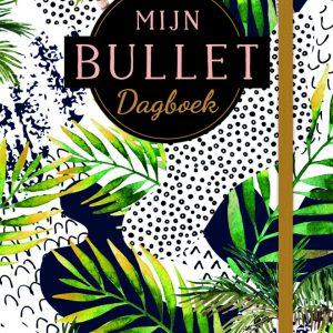 Mijn bullet dagboek tropical leaf