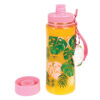Tropical palm water bottle 1