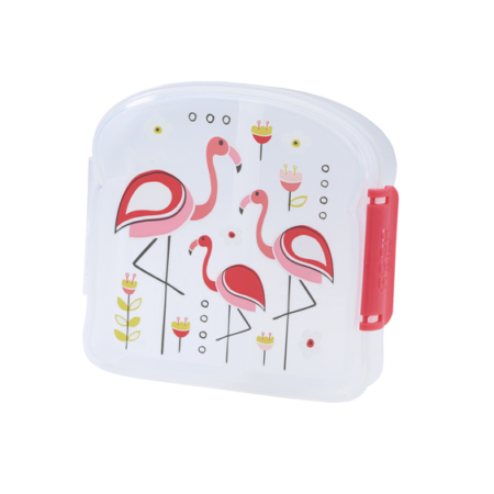 Lunchbox flamingo