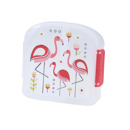 Lunchbox flamingo