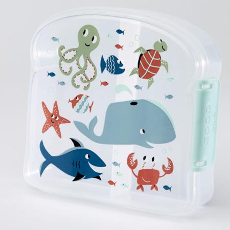 Lunchbox ocean