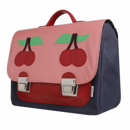 it bag midi cherry pink