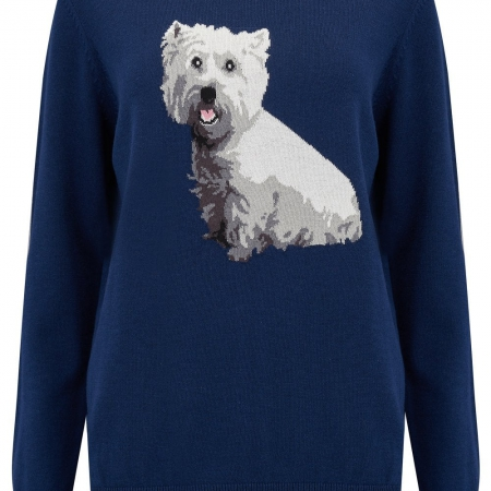 Rita Westie Sweater1