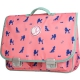 Schoolbag Paris large poodles - JP by Jeune premier