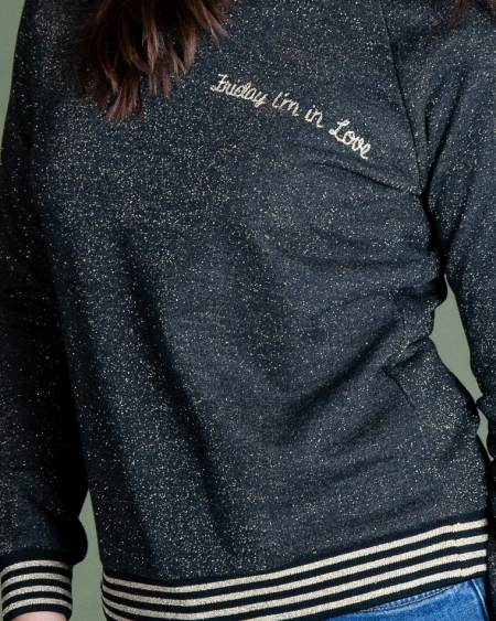 Friday I'm in Love - Sweatshirt 4