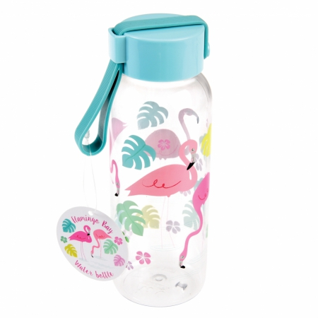 Drinkfles klein flamingo bay (1)