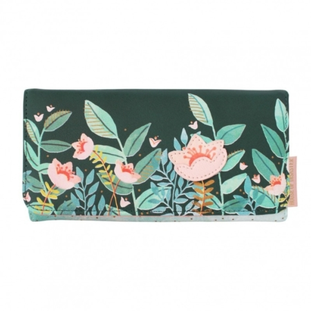 Portemonnee secret garden fox wallet