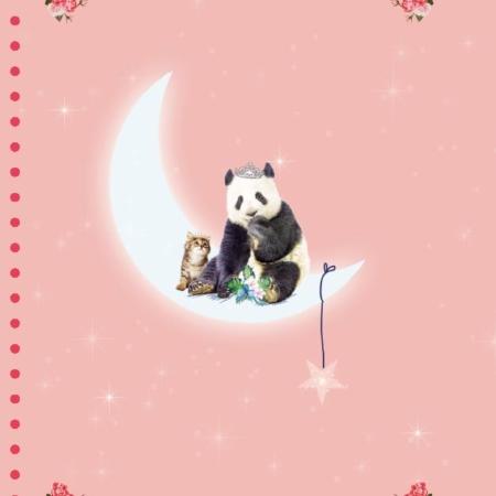 Briefpapier Panda