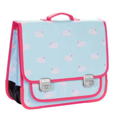 Schoolbag large Paris swans