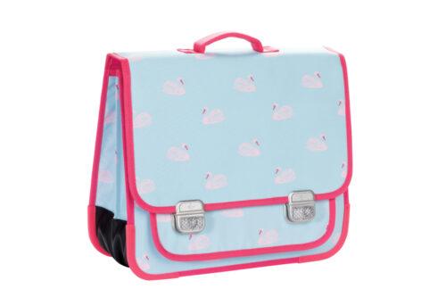 Schoolbag large Paris swans