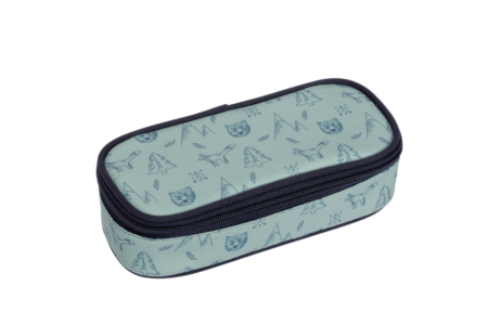 Pencil case woodland1