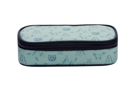Pencil case woodland2