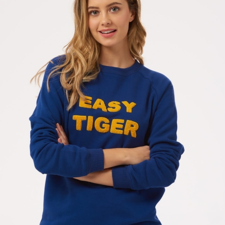Laurie easy tiger sweatshirt