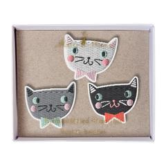 Broches katten