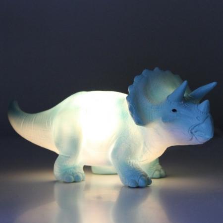 Led triceratops mini4