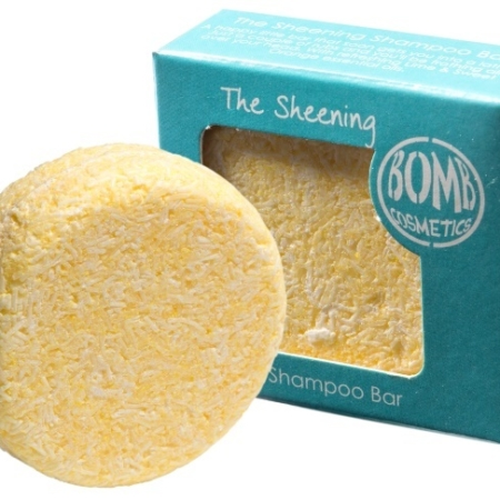 shampoo bar The sheening shampoo bar