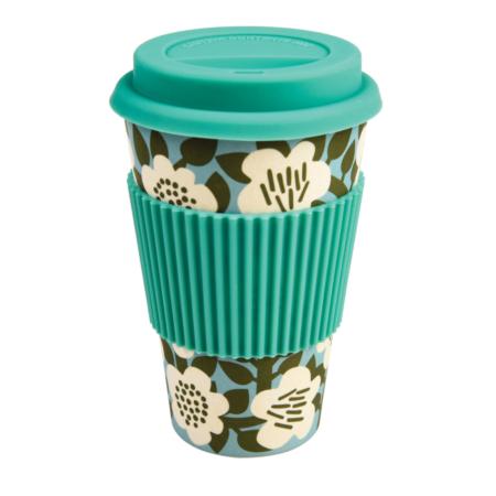koffiebeker bloemen