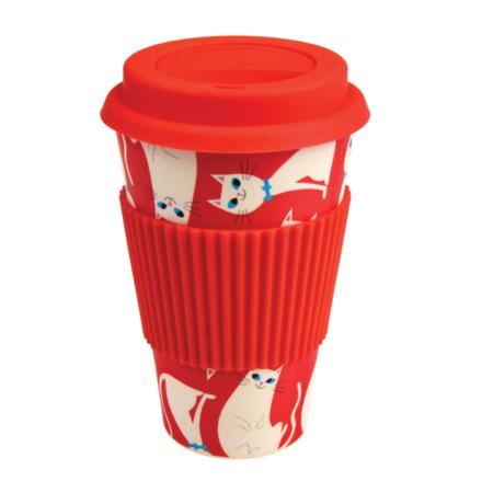 koffiebeker katten