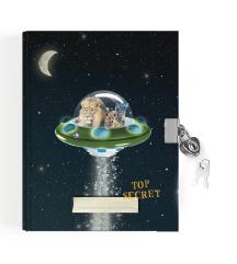 [DB0237] Dagboekje Space UFO