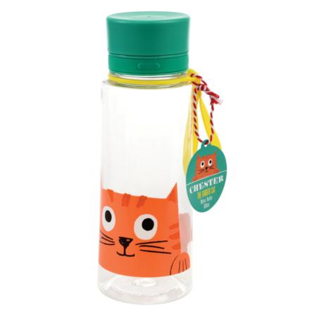 Drinkfles Chester de kat 1