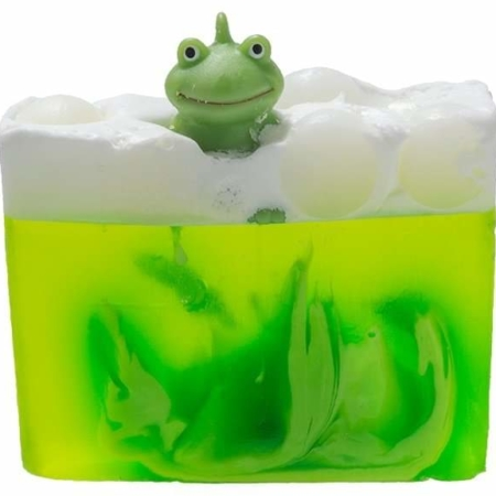 kikker zeep