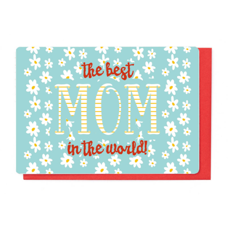 [SMD3501] THE BEST MOM IN THE WORLD
