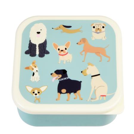 Snackdoosjes 3 in 1 - show dogs