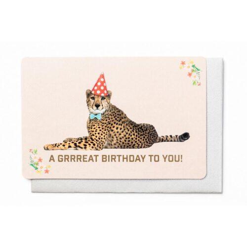 [V1818] A GRRRREAT BIRTHDAY TO YOU