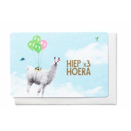 [V1824] HIEP X3 HOERA