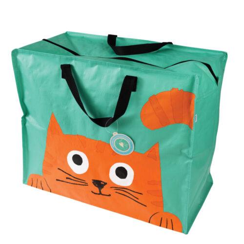 XL bag Chester de kat