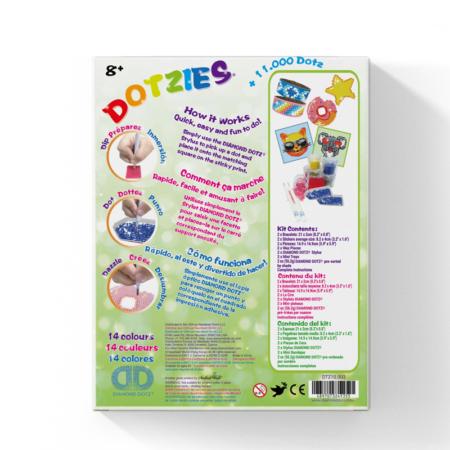 diamond dotz - set 1a