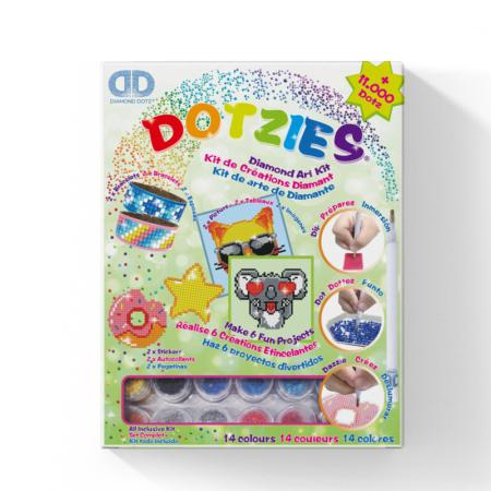 diamond dotz - set 1b