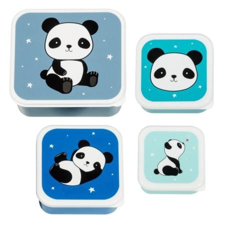 snackdoosjes 4 in 1 - panda 1