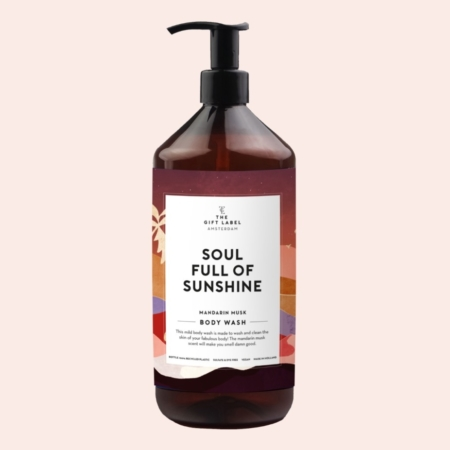 Douchegel - Soul full of Sunshine - Mandarin Musk