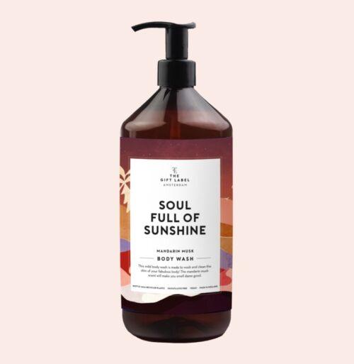 Douchegel - Soul full of Sunshine - Mandarin Musk